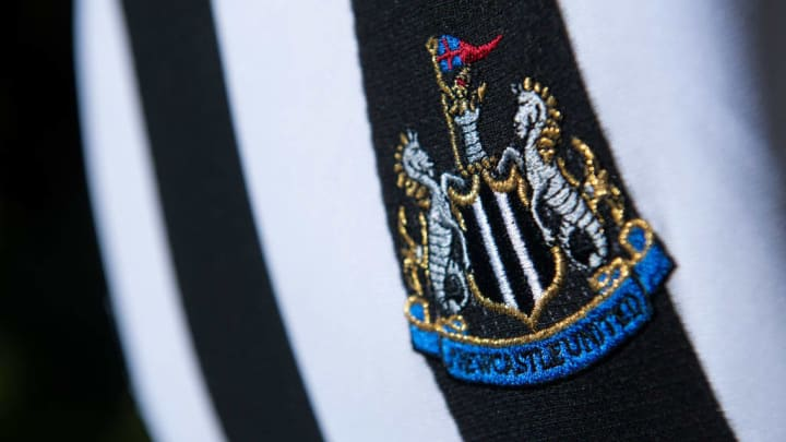 The Newcastle United Club Crest