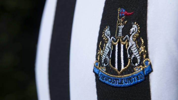 The Newcastle United Club Crest