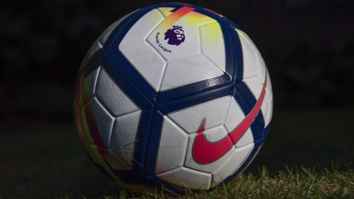 The Nike Premier League Match Ball