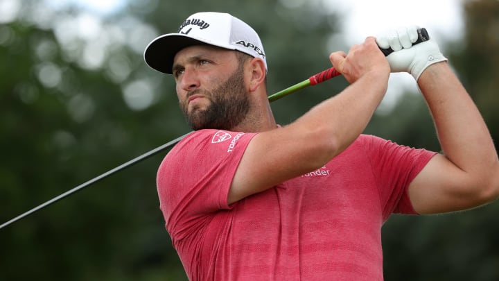Jon Rahm is the favorite to win the BMW Championship.