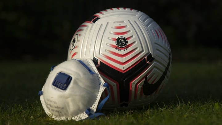 Der Fußball läuft auch in Deutschland im Zeichen von Corona