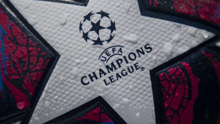 The Official UEFA Champions League Match Ball