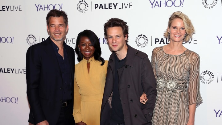 Timothy Olyphant, Erica Tazel, Jacob Pitts, Joelle Carter