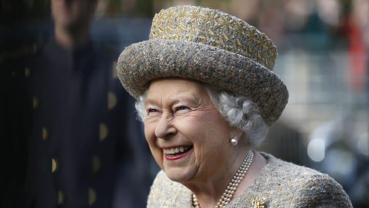 Queen Elizabeth has praised Gareth Southgate