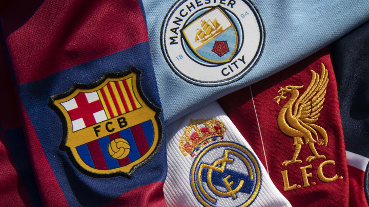 12 top European clubs have announced the establishment of The Super League