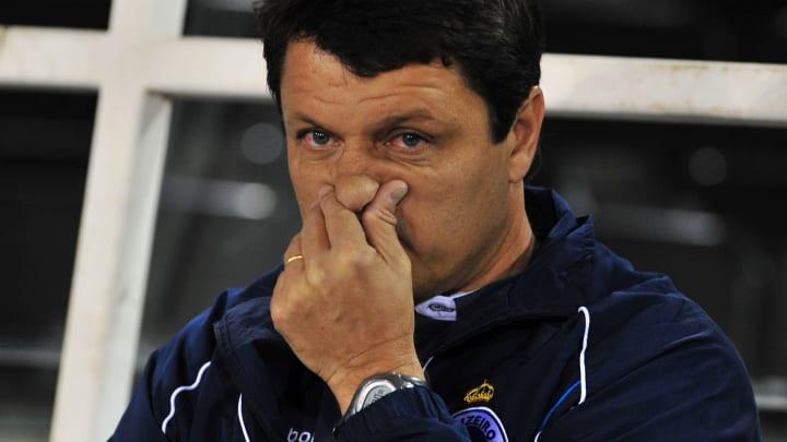 The coach of Brazilian team Cruzeiro, Ad