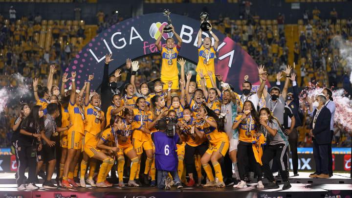 Tigres UANL v Chivas - Final Torneo Guard1anes 2021 Liga MX Femenil