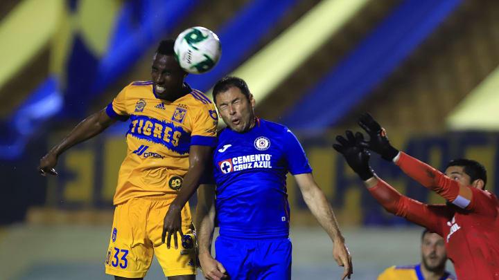 Tigres UANL v Cruz Azul - Playoffs Torneo Guard1anes 2020 Liga MX