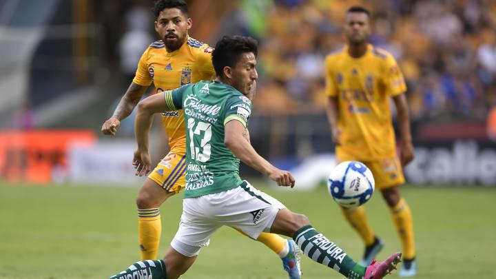León buscará recuperar el liderato ante Tigres, mientras que los Felinos cortar una racha de cuatro juegos sin triunfo
