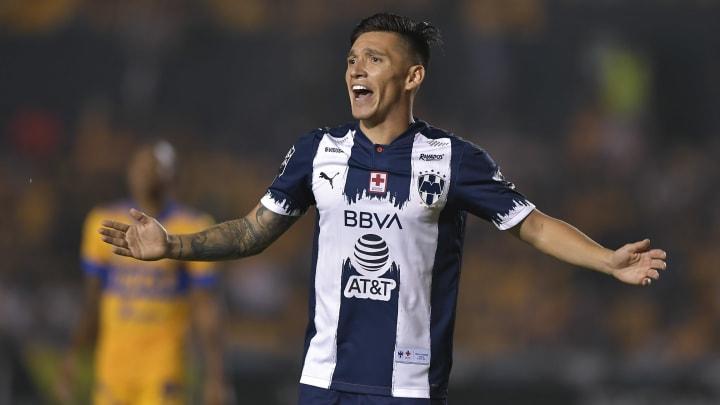 Claudio Kranevitter jugando en México