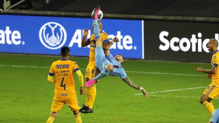 Tigres UANL debe buscar ponerse arriba en el marcador desde principios del partido