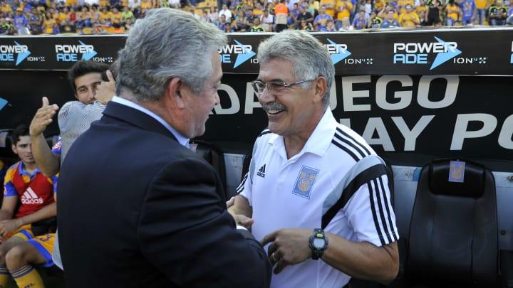 Víctor Manuel Vucetich y el brasileño Ricardo Ferretti son de los mejores técnicos en la historia de la Liga MX.