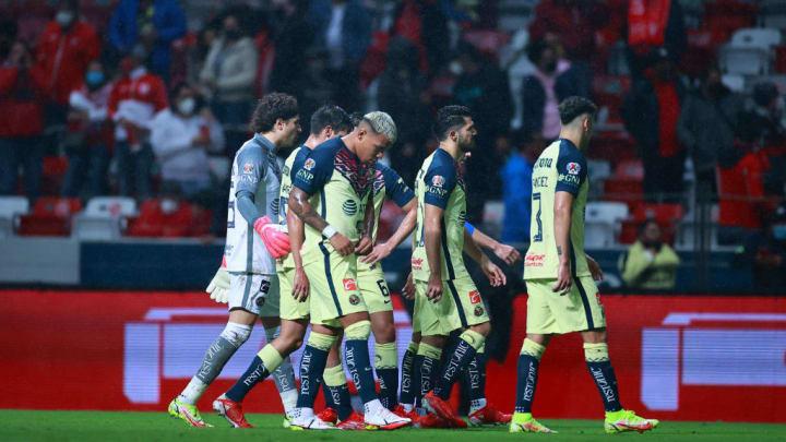 Toluca v America - Torneo Apertura 2021 Liga MX