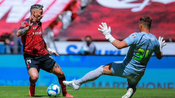 El Toluca es líder de la tabla general, empatado con el América y el Monterrey