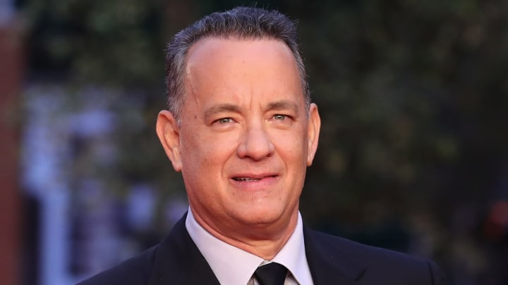 'Greyhound' star Tom Hanks