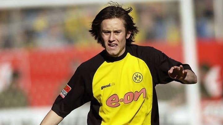 Tomas Rosicky of Borussia Dortmund