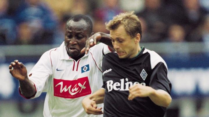 Tony Yeboah, Peter Nielsen