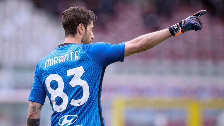 Antonio Mirante soll zu AC Milan wechseln