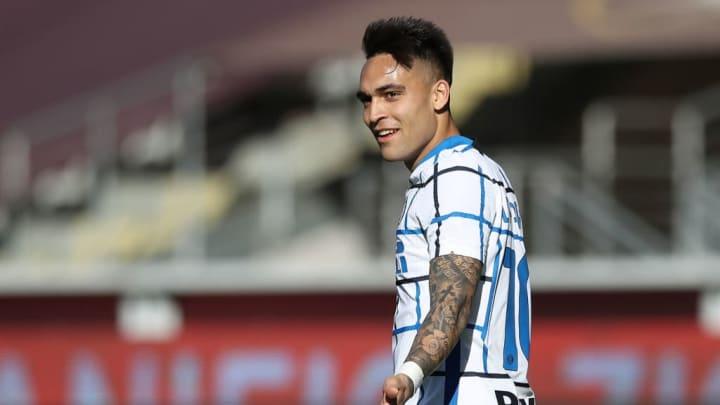 Lautaro Martinez, Inter de Milão