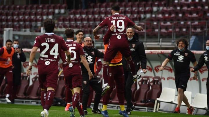Antonio Sanabria Torino Série A