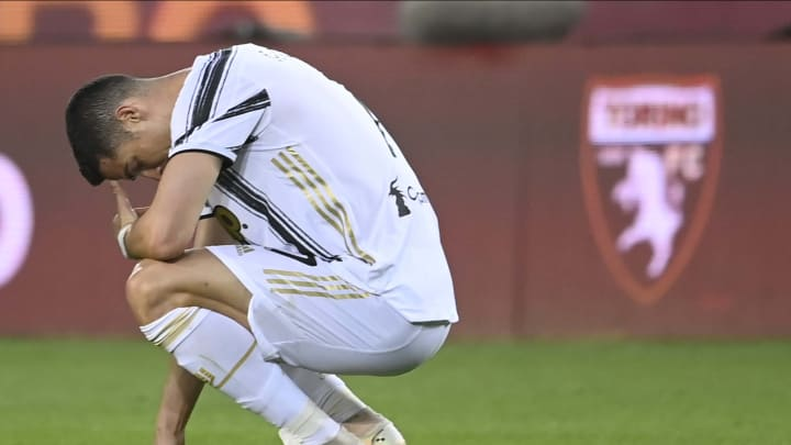 Müssen wir in der nächsten CL-Saison auf Ronaldo verzichten. Der Superstar ist jedoch nicht der einzige große Name, dem dieses Schicksal droht.