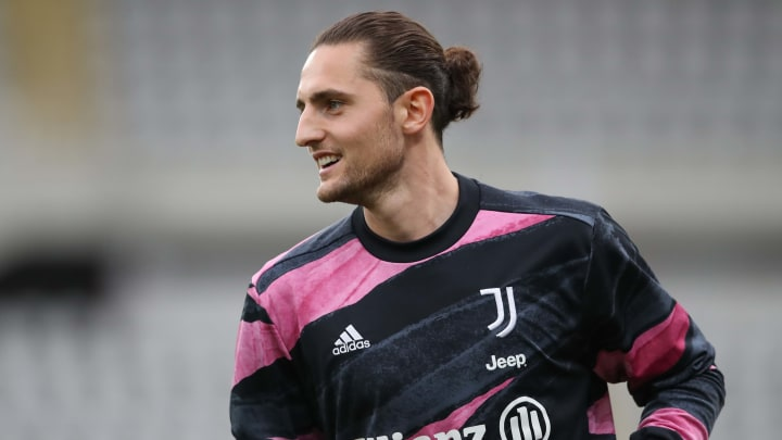 A report in Italy claims Juventus could send Adrien Rabiot to Man Utd