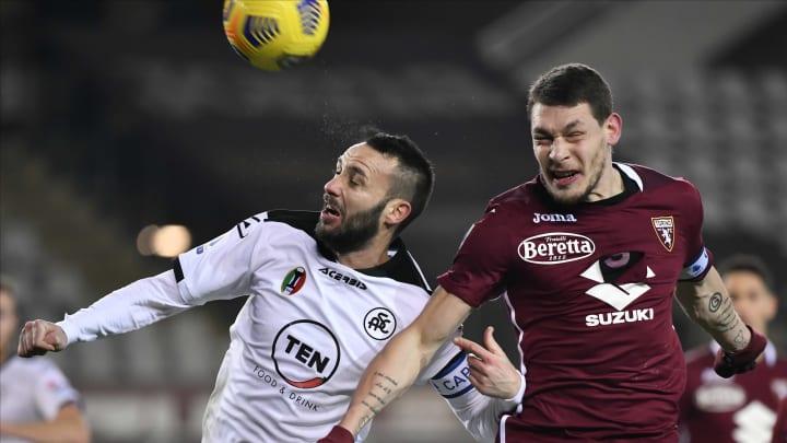 Spezia-Torino sarà decisiva per la lotta salvezza