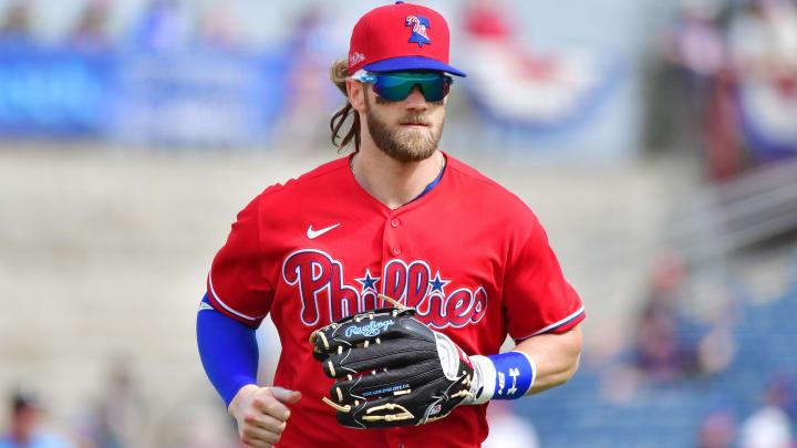 Philadelphia Phillies OF Bryce Harper