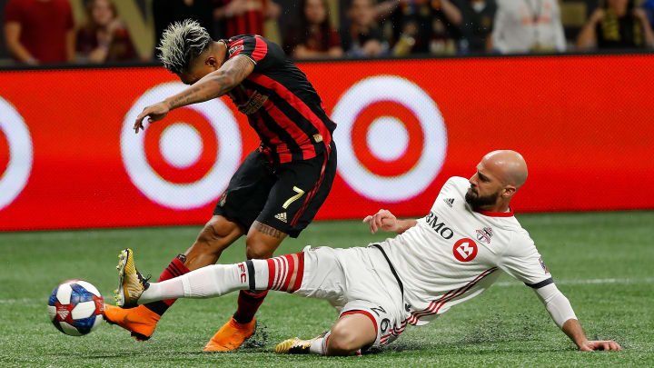 Laurent Ciman, Josef Martinez