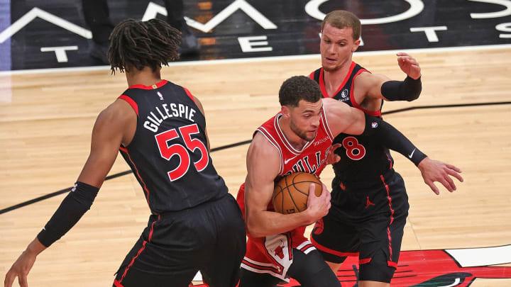 Toronto Raptors v Chicago Bulls
