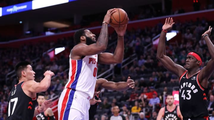 Andre Drummond, Pascal Siakam