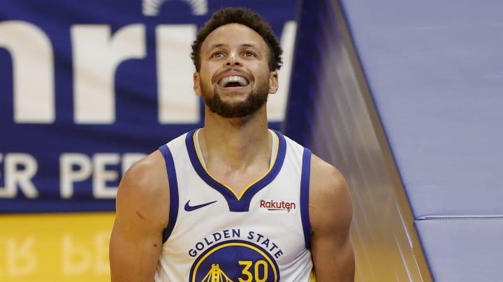 Los Warriors de Stephen Curry necesitan una buena racha para meterse a playoffs