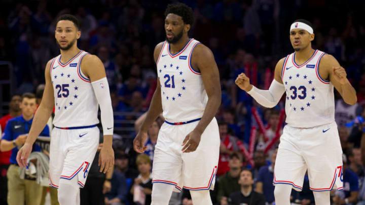 Bajo la tutela de Doc Rivers el big three de los 76ers está consiguiendo buenos resultados
