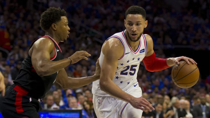 Ben Simmons could be on the move.