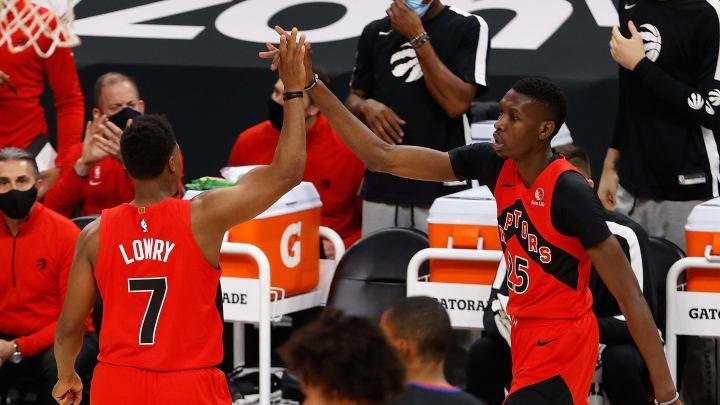 Toronto Raptors suman dos victorias en la campaña 2020-21 de la NBA