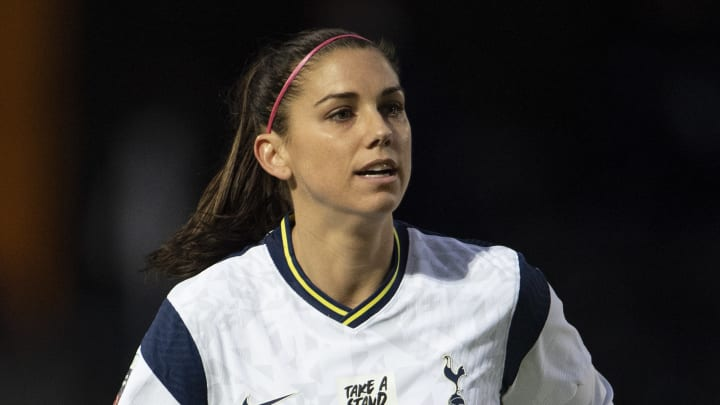 Alex Morgan - Soccer Player