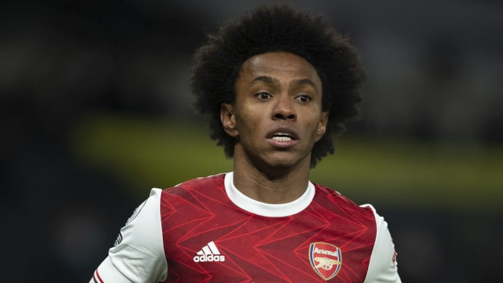 Willian has explained his exit from Arsenal