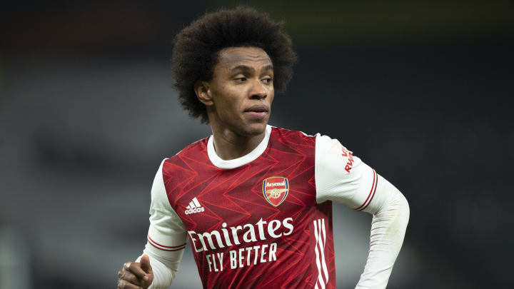 Willian has struggled to justify his transfer to Arsenal