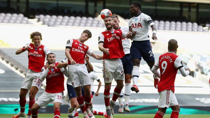 Tottenham Hotspur empfängt den FC Arsenal zum Nord-London-Derby