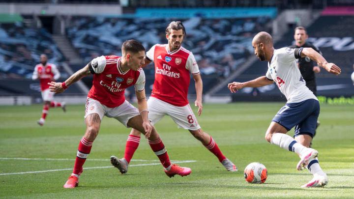 Hai đội bóng thành London đã có một sự đi xuống rõ rệt trong mùa giải 2019-2020