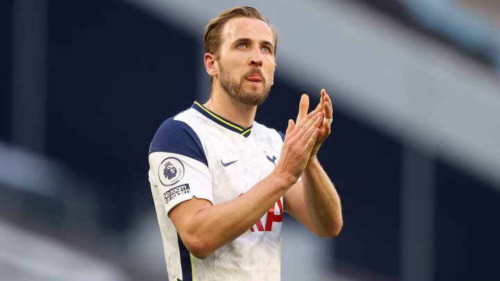 Harry Kane is ready to leave Tottenham this summer
