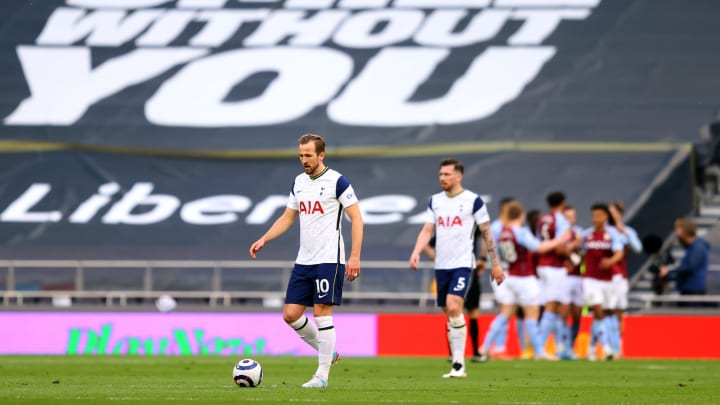 It was a disappointing night for Tottenham