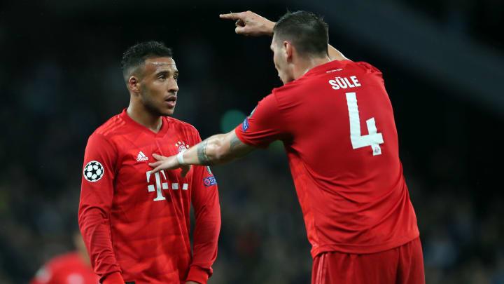 Niklas Süle und Corentin Tolisso gehören zu den Wackelkandidaten: Wer verlässt den FC Bayern noch?