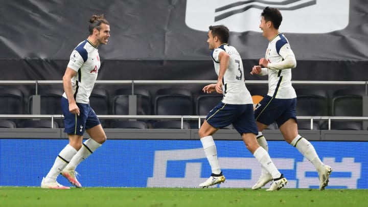 Bale and Reguilon have gone from Real Madrid reserves to key men at Spurs