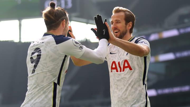 Tottenham were electric against Burnley