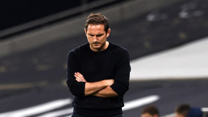 Lampard is having to deal with raised expectations at Stamford Bridge