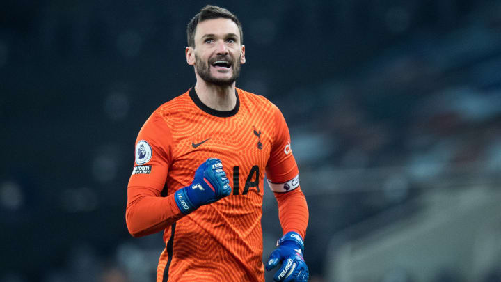 Lloris is coming to the end of his time at Tottenham