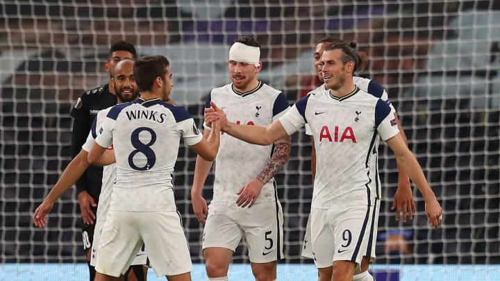 Spurs looking to make it two wins from two in Europe