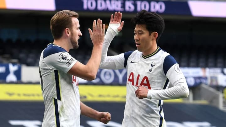Harry Kane and Son Heung-min, Tottenham Hotspur's deadly duo