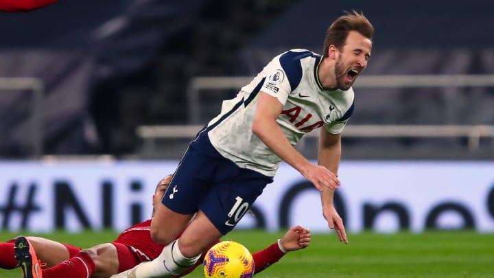 Harry Kane fehlt den Spurs einige Wochen
